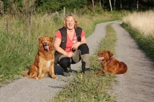 Mary Wright, hundinstruktör