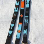 Halsband, turkos